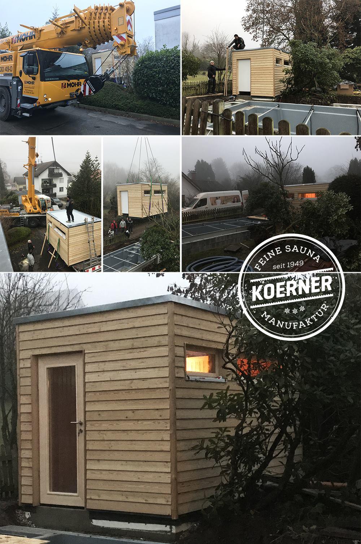 KOERNER Sauna in Baden-Baden
