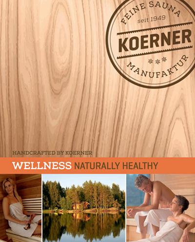 KOERNER Sauna Catalogue