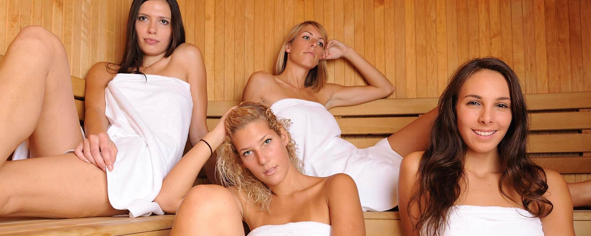 Sauna Wohlfühloase