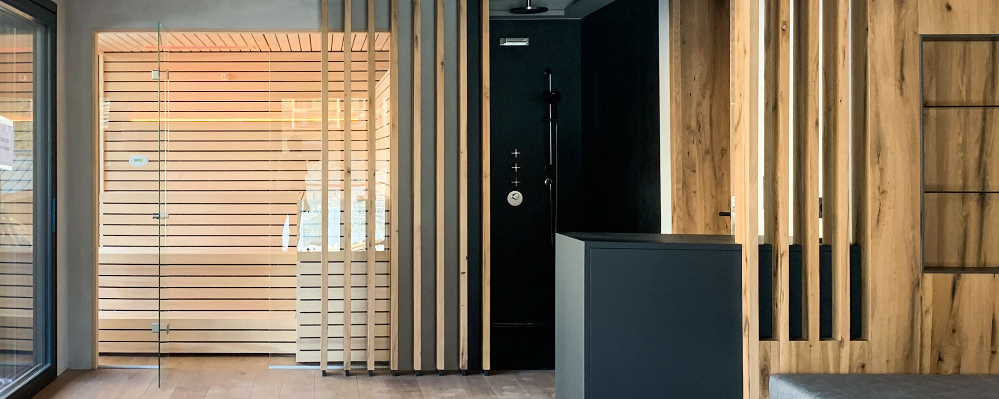Design Sauna KOERNER LINEUS