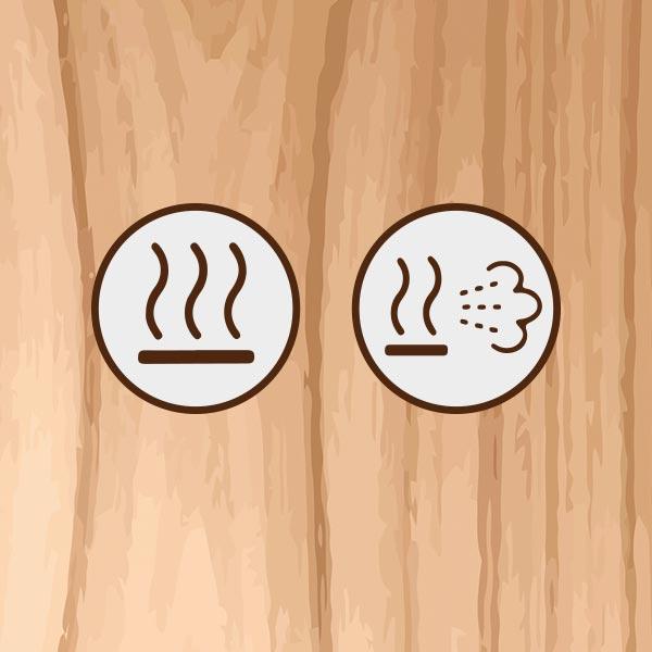 Sauna Einheizer oder Zweiheizer-Technik