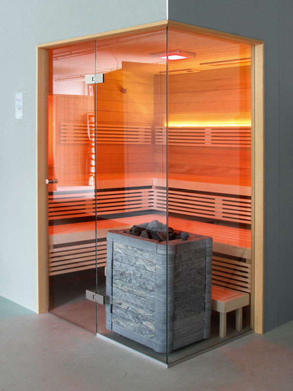 KOERNER Sauna Laureus