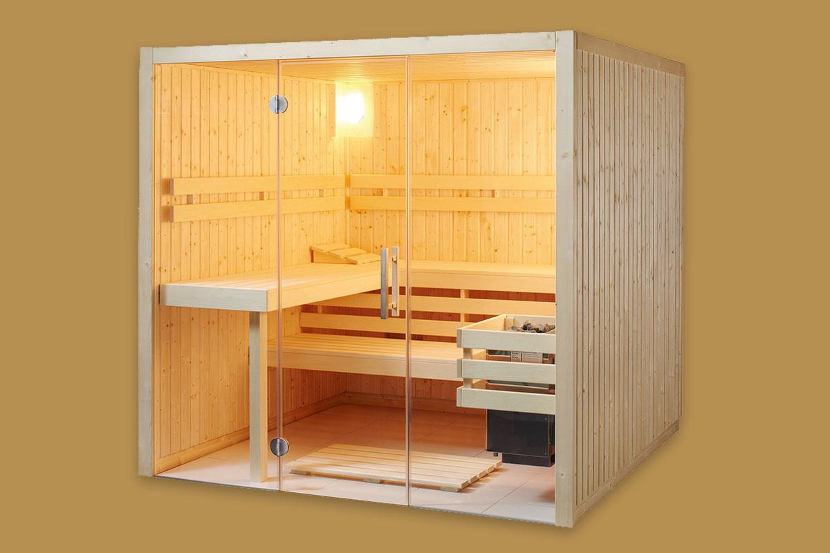 KOERNER Sauna Status