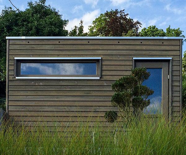 Koerner Sauna-Häuser